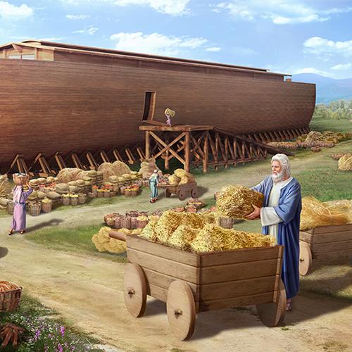 God's Creation to Noah's Ark