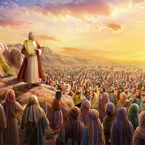 Abraham to The Law of Moses