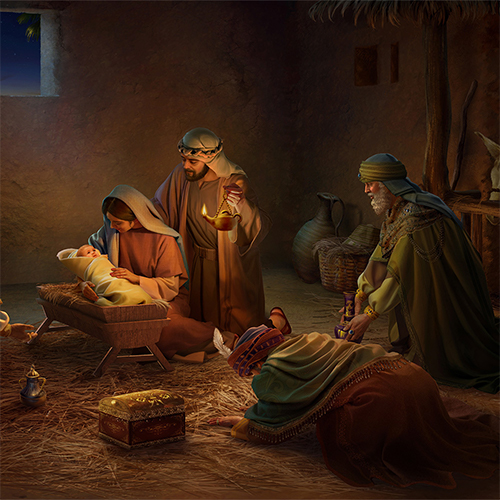 Birth of Jesus to Crucifixion