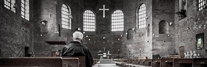 church desolate