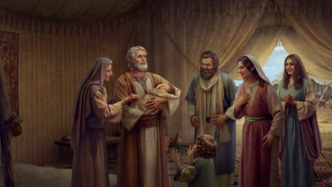 God Promises to Give Abraham a Son