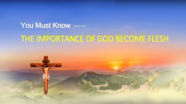 God Incarnate-Importance of God Become Flesh