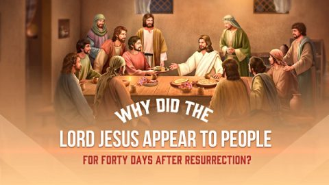 Deeper Meanings of the Lord Jesus' Resurrection