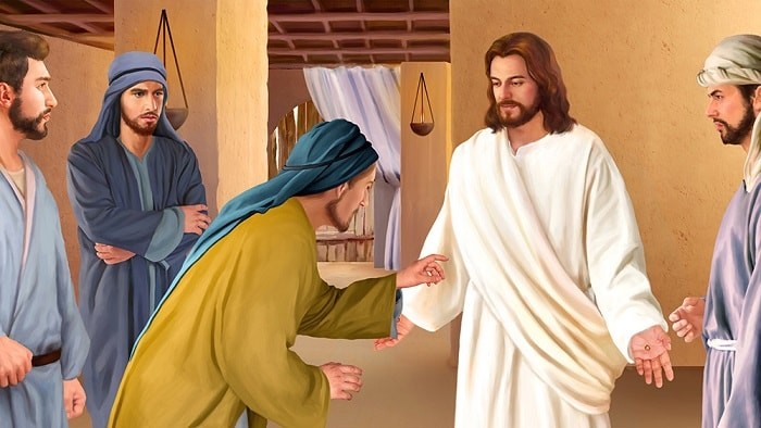 Meaning of the Lord Jesus' Appearance to His Disciple Thomas