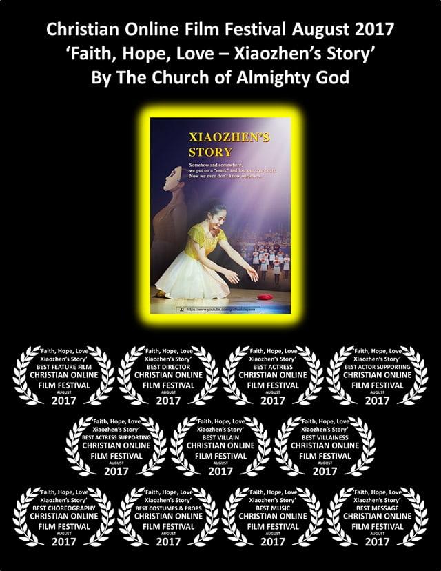Reports of Christian Online Film Festival Award Winners