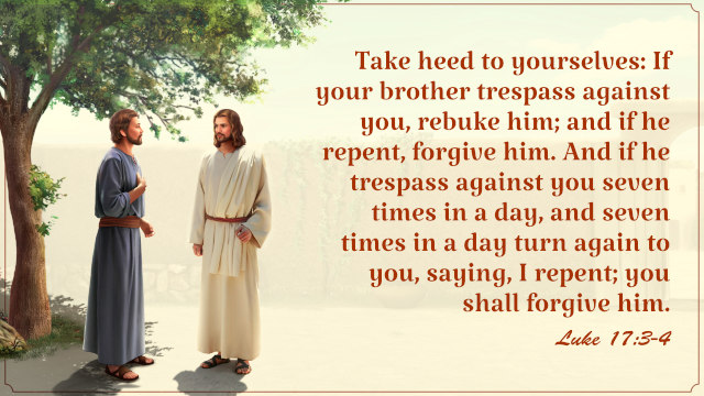 Bible Verses About Forgiving Others - Getting Along With Others