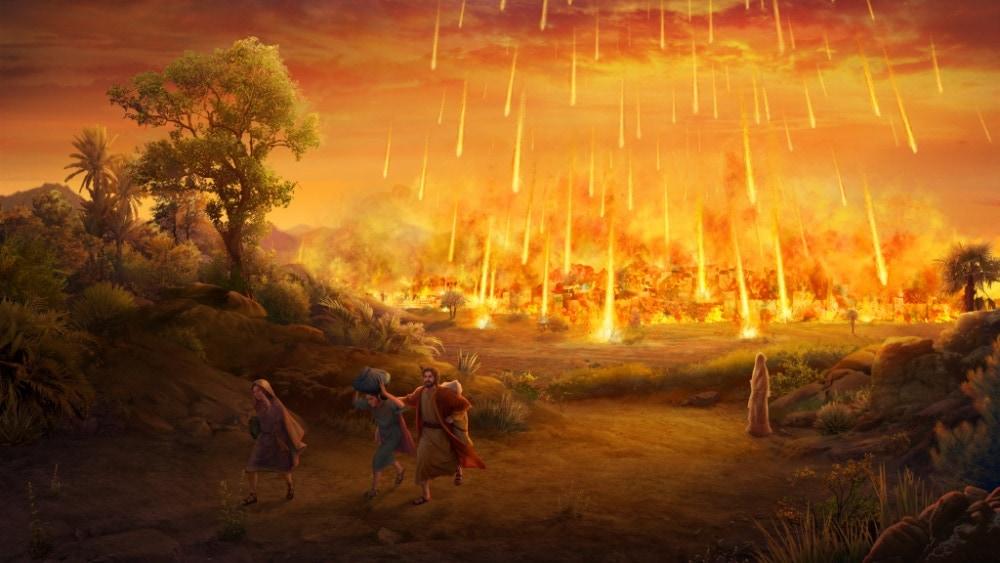 the Destruction of Sodom and Gomorrah-1