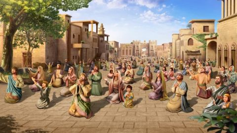 How Did the People of Nineveh Repent and Gain God's Mercy?