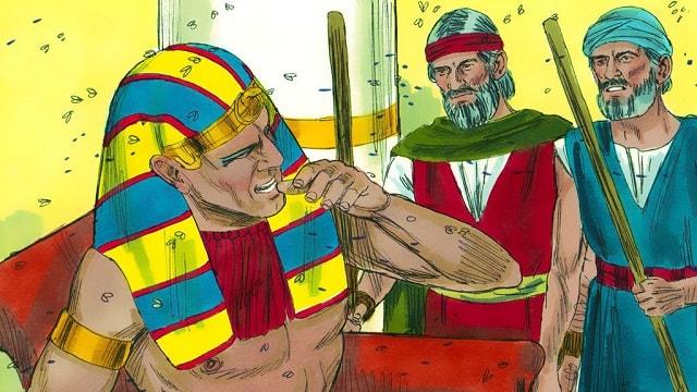 Exodus 8 – The Fourth Plague- Flies