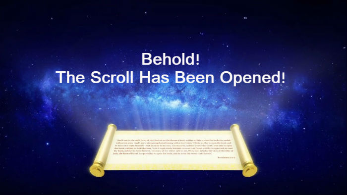Behold! The Scroll Has Been Opened! – In Search of Truth