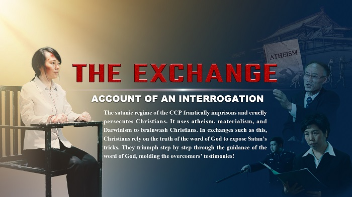 """The Exchange Account of an Interrogation""- A Battle Between Justice and Evil"