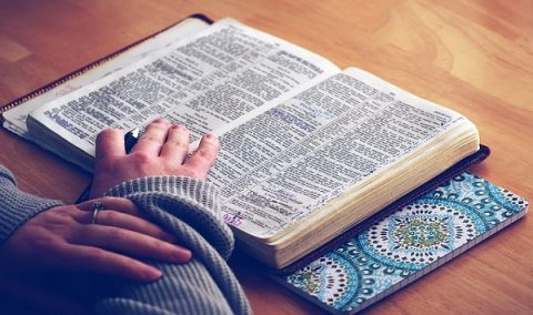 The Holy Bible = All God's Words and Work?