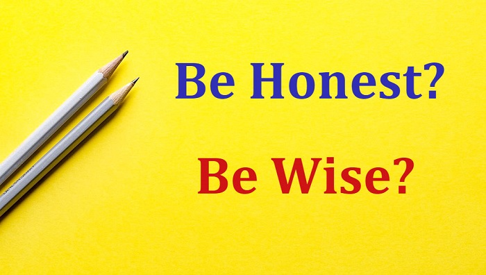 When Should Christians Be Honest? When Should Be Wise?