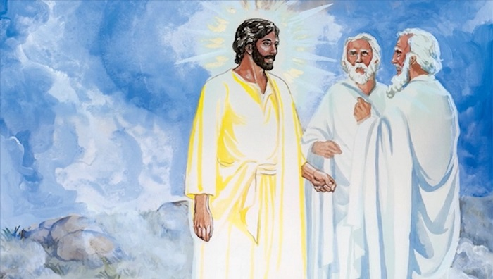 The Transfiguration – Bible Story
