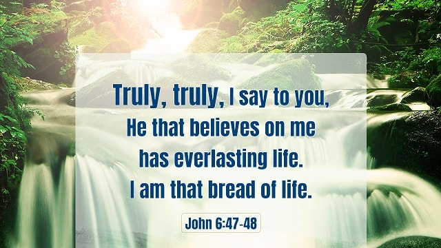 26 Best Bible Verses About Eternal Life