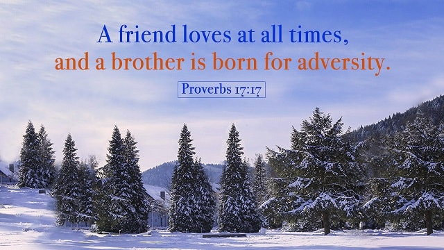 Bible verses about friendship friendship is a gift from god negle Gallery