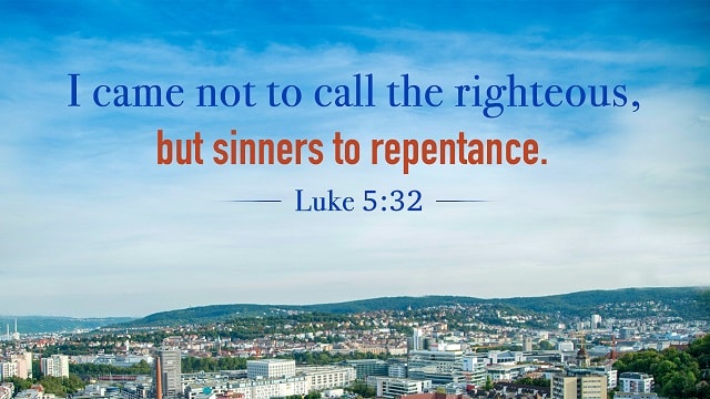 Bible Verses About Repentance - Turn to God and Turn From Evil