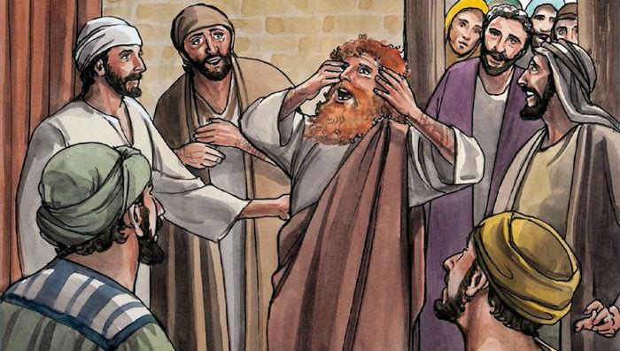 Jesus Heals A Mute Man Matthew 932 34