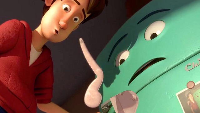 CGI 3D Animated Short Film - Runaway - Disney Favorite