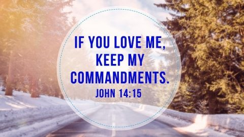 10 Bible Verses About Obedience Help Christians Love God