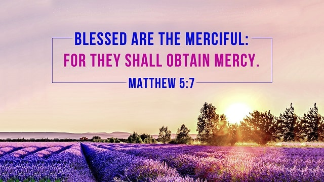 12 Bible Verses About Mercy to Help Us Receive God's Mercy