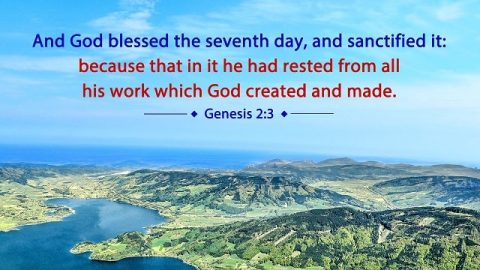 6 Bible Verses About the Sabbath- Knowing God's Work
