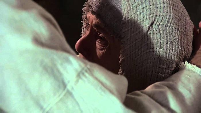 JESUS Movie: Healing on Sabbath of Woman Crippled by Evil Spirit