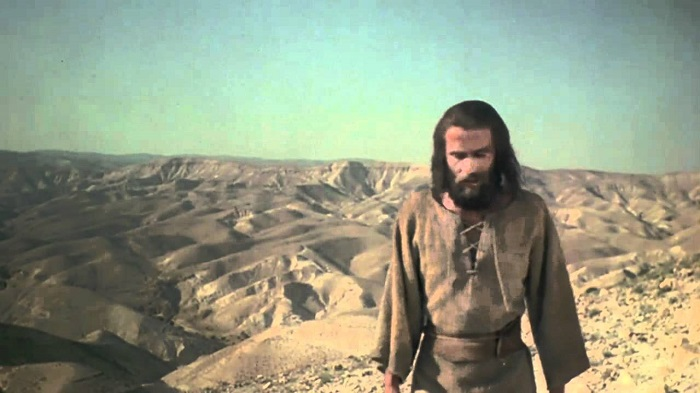 JESUS Movie: The Devil Tempts Jesus