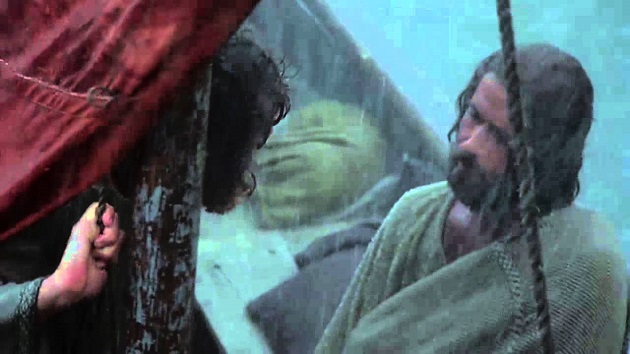 JESUS Movie: Jesus Calms the Storm