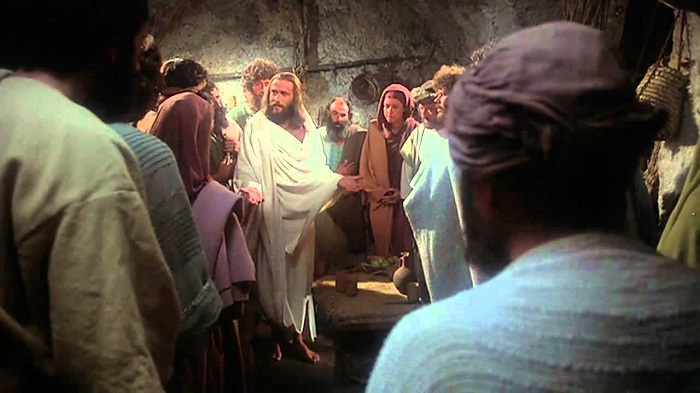 JESUS Movie: Resurrected Jesus Appears to His Disciples