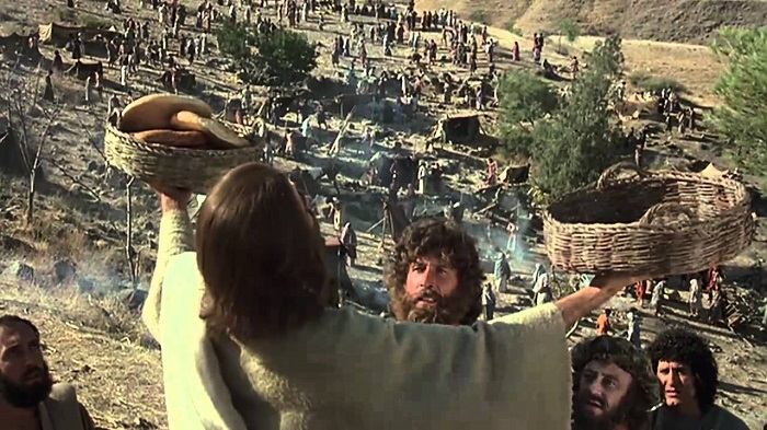 JESUS Movie: Jesus Feeds the 5000
