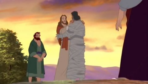 Raising of Lazarus - Animated Bible Story