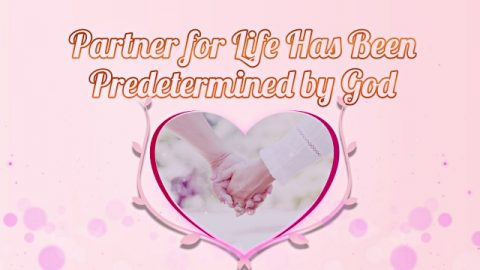My Life Partner Is Predestined by God