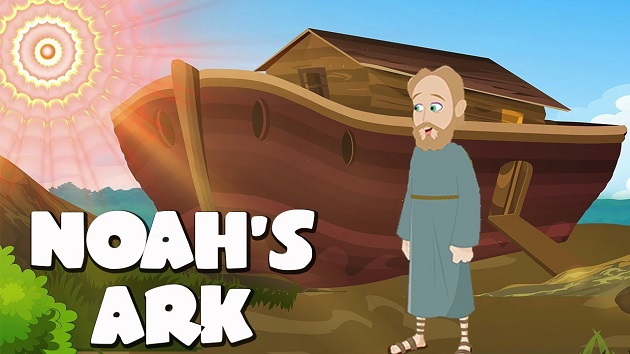 Noah's Ark – Bible Story for Kids
