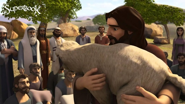 The Parable of the Lost Sheep – Animated Bible Story of Jesus