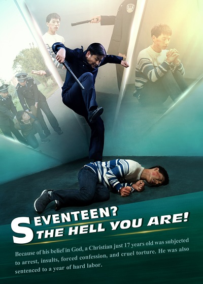 Seventeen? The Hell You Are! Poster