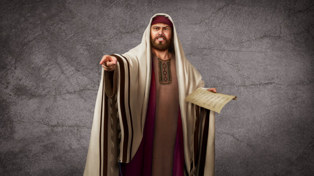 Don't Let the Modern Pharisees Block My Way
