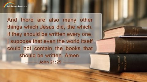 8 Bible Verses about the Inside Story of the Bible-NEW