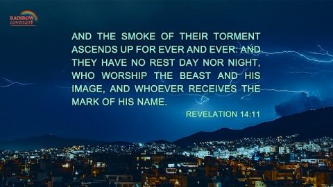 Bible Prophecy about Mark of the Beast
