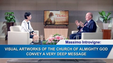 Massimo Introvigne: Visual Artworks of The Church of Almighty God Convey a Very Deep Message