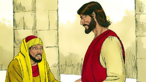 Jesus and the Rich Young Ruler - Bible Story