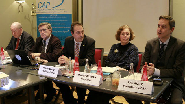 ParisConference: Focusing on the Situation of the Asylum Application of The CAG Members in France
