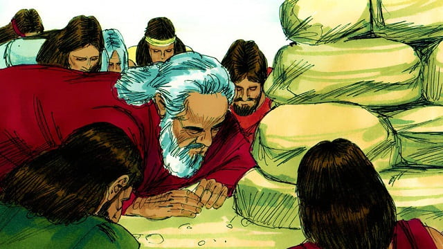Noah's Sons – Bible Story