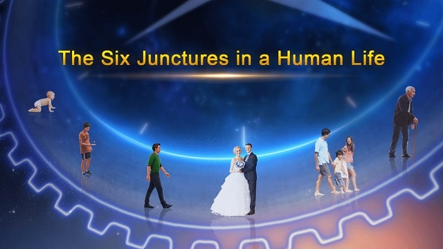 The Six Junctures in a Human Life,God's sovereignty