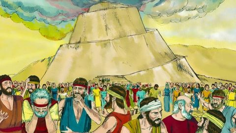 The Tower of Babel – Bible Story – Genesis 11