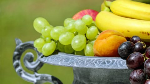 God Prepares Five Types of Crops for Mankind