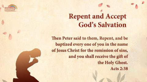 Acts 2:38 - Repent and Accept God's Salvation