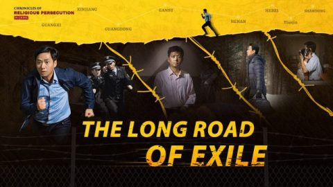 The Long Road of Exile - Chronicles of Religious Persecution in China