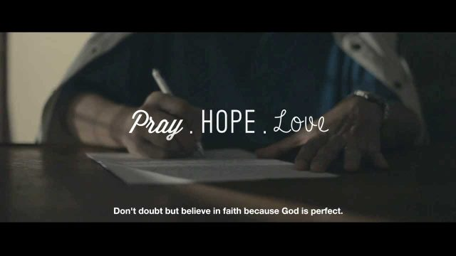Christian Short Film - Pray.Hope.Love