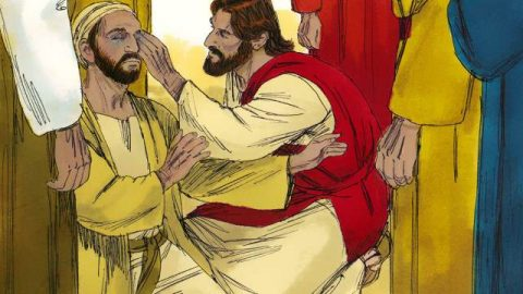 Know Three Types of People From the Miracle That Jesus Heals a Man Born Blind
